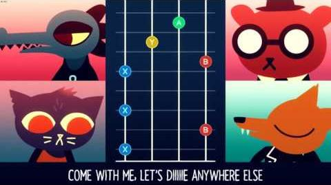 Night In The Woods - Die Anywhere Else PERFECT 100%