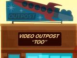 """Магазин видеопроката """"Ту"""""""