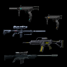 Weapons PWT s