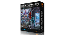 Nightlancer Kickstarter 2020b