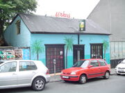 Sirkus,Bar,Reykjavík,Iceland