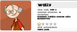Wally dri