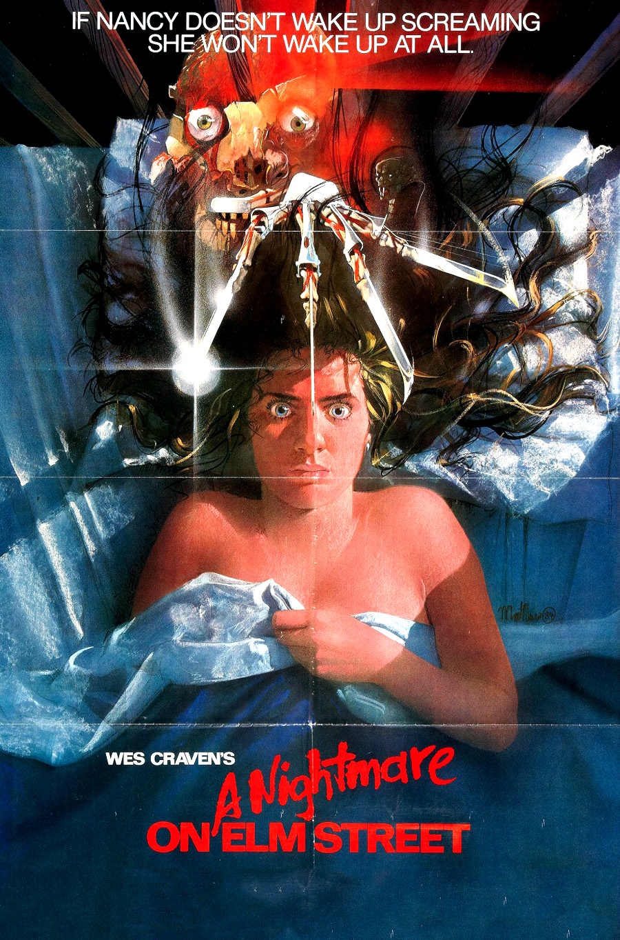 Image result for nightmare on elm street 1984
