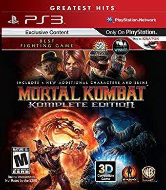 Mortal Kombat 9 Elm Street Wiki Fandom