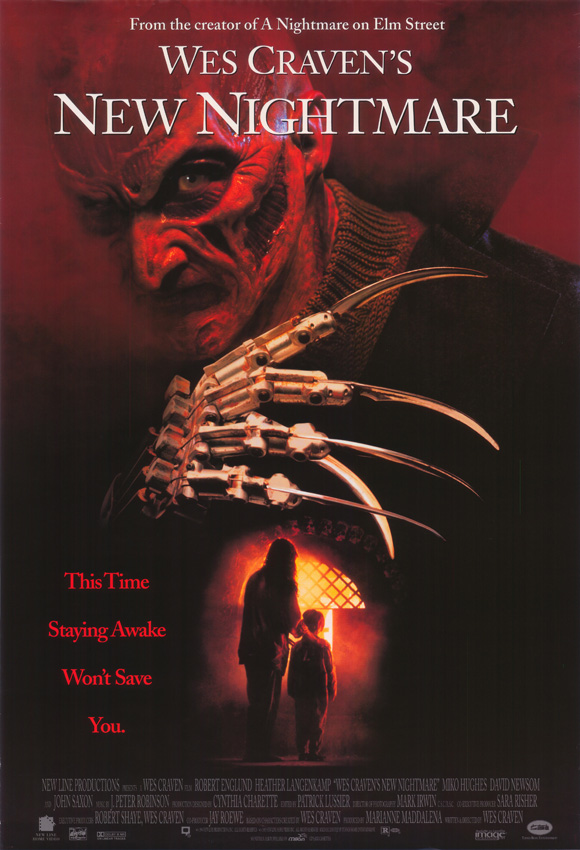 A review of the american horror film series nightmare on elm street by wes craven