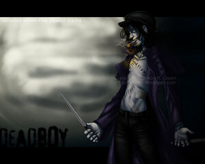 Deadboy by neekko