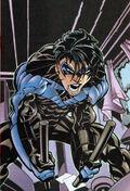 Nightwing's Escrima Sticks (New Earth)