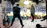 Nightwing 7 2016 - Raptor kidnaps Bruce Wayne