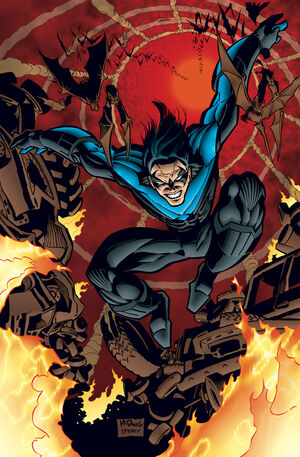 Nightwing Vol 2 12 Textless