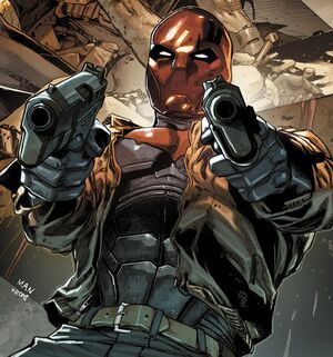 Jason Todd (Red Hood) (Prime Earth)