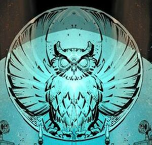 Court of Owls Insignia