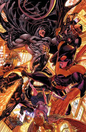 Batman Eternal Vol 1 -9 (Textless)