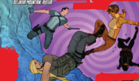 Grayson 16 - Grayson and Tiger fight off Spyral agents