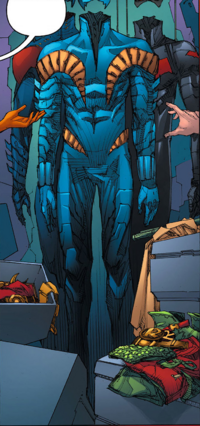Nightwing Suits (Prime Earth)