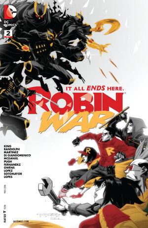 Robin War 2 (Volume 1)