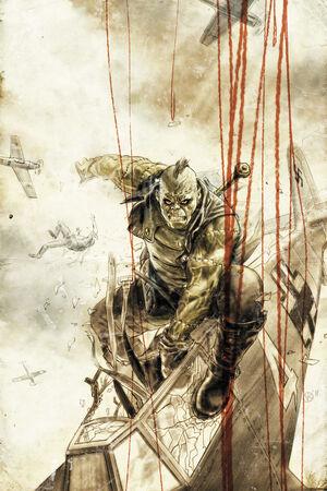Frankenstein (Prime Earth)