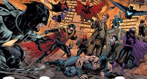 Batman Family New 52 (Batman Eternal Vol 1 52)