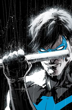 Nightwing Vol 4 1 Cover