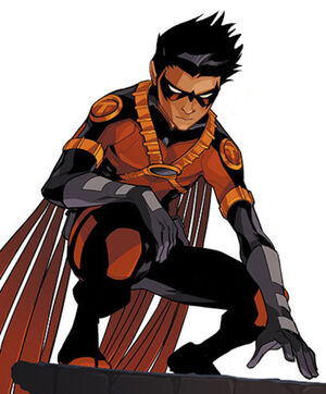 Timothy Drake (Red Robin) (Prime Earth)