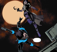 Nightwing 26 2016 - Nightwing and Huntress work together again