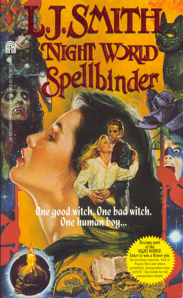 Spellbinder | Night World Wiki | FANDOM powered by Wikia