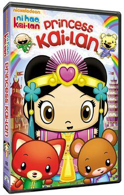 Princess Kai-Lan DVD