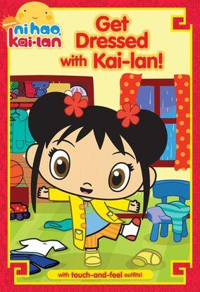 Get Dressed with Kai-Lan