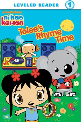Tolee's Rhyme Time