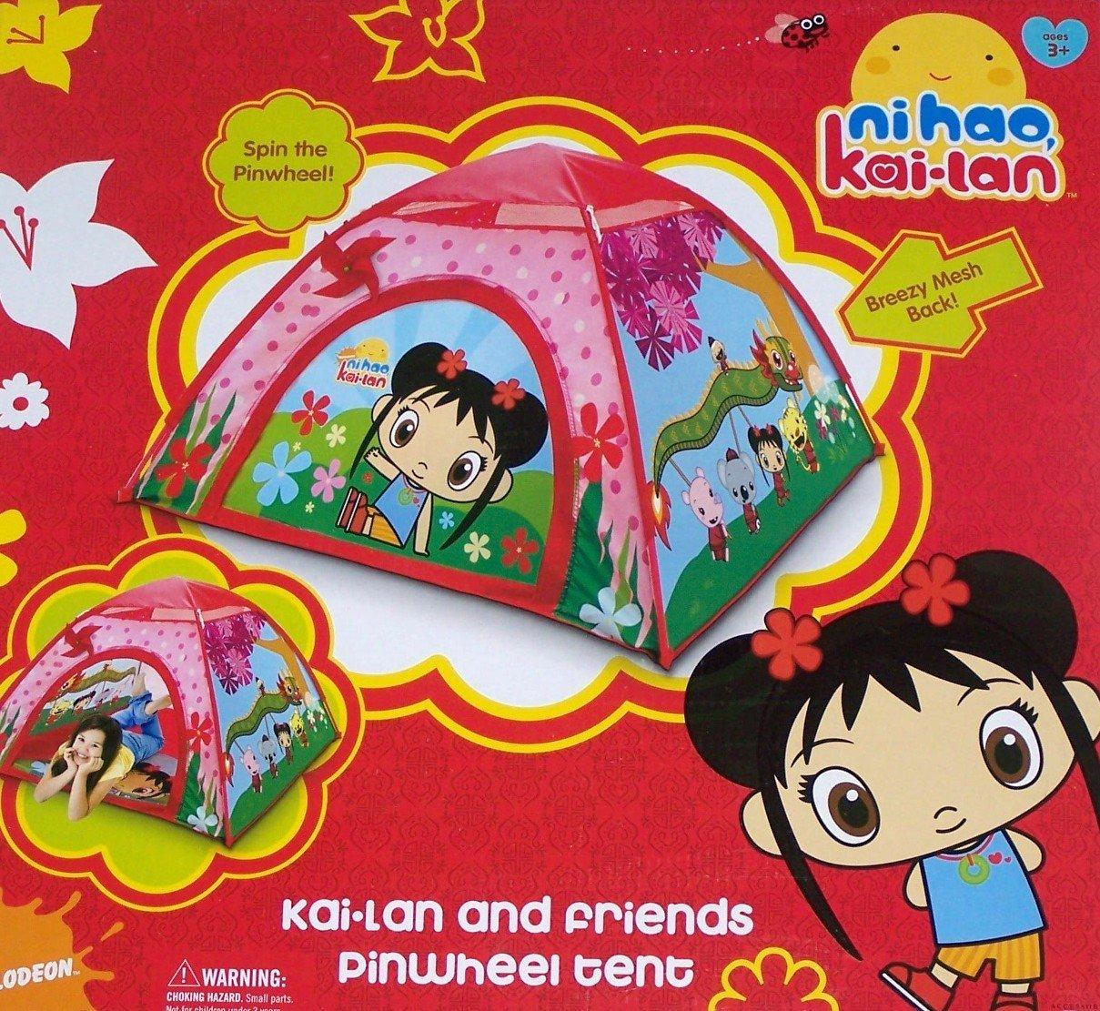 image ni hao kai lan and friends pinwheel tent jpg ni hao kai