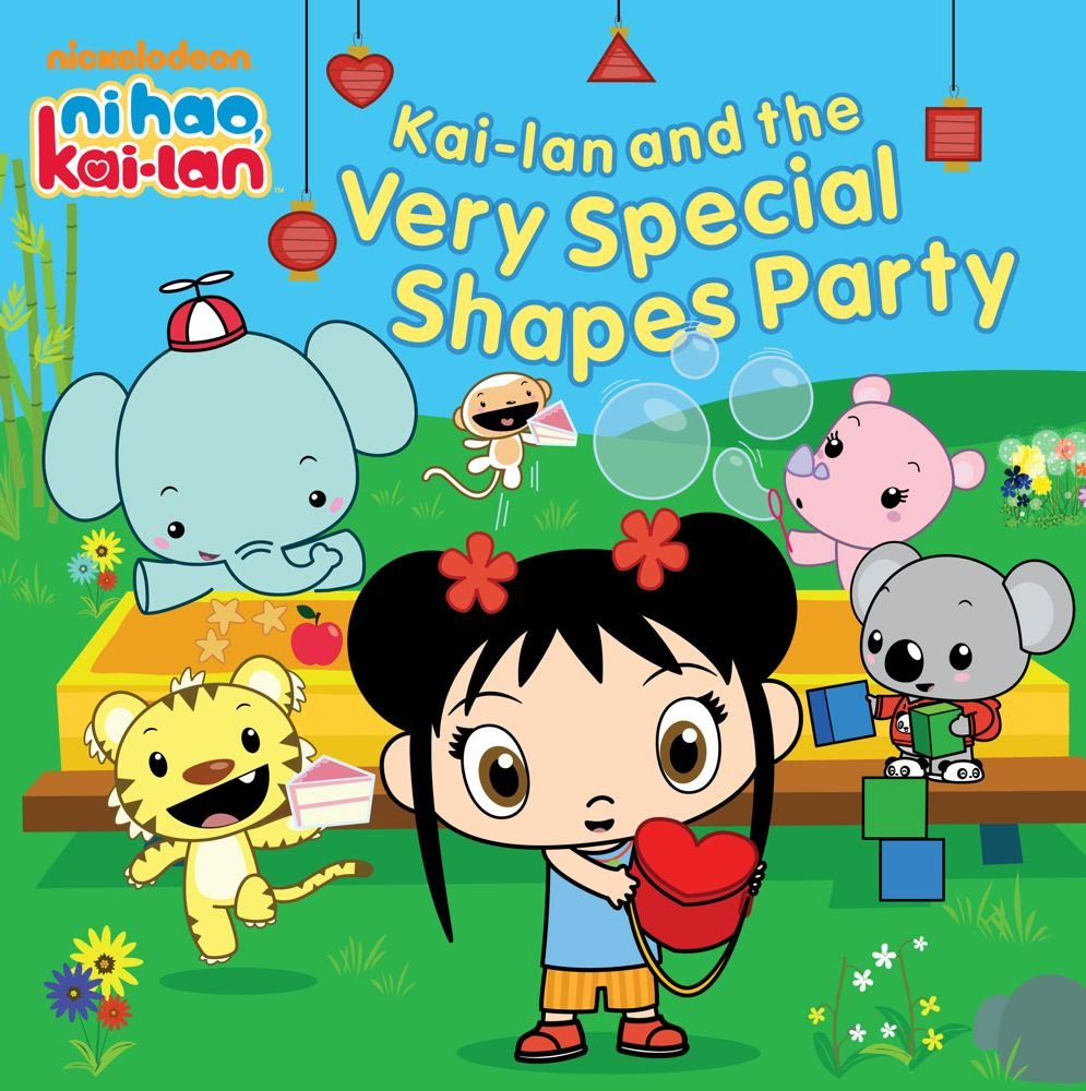 Kai-Lan and the Very Special Shapes Party | Ni Hao, Kai ...