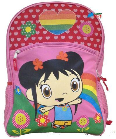 File:Ni Hao Kai-Lan Large 16 Cloth Backpack Book Bag Pack - Pink.jpg
