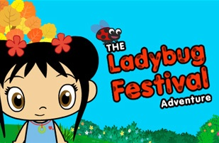 Play Kai Lan Ladybug Festival Adventure for free online ...