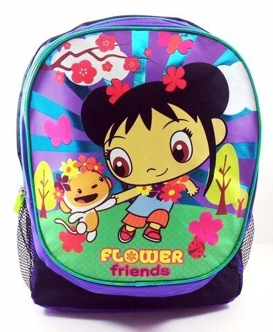 File:Ni Hao Kai-Lan Backpack; Purple Large 16 Schoolbag Travel Backpack School Bag.jpeg