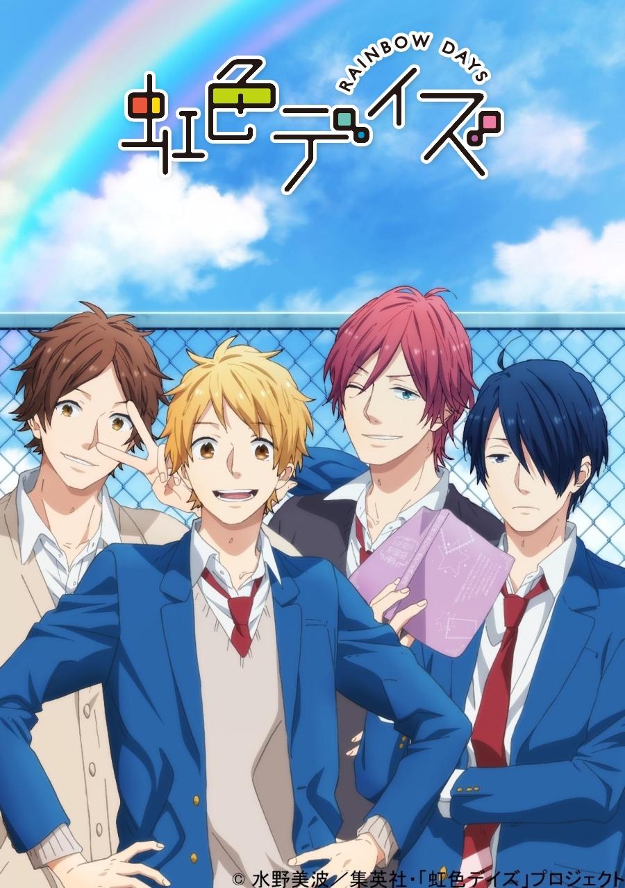 Nijiiro Days Anime