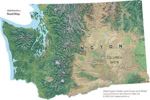 Washington-state-map