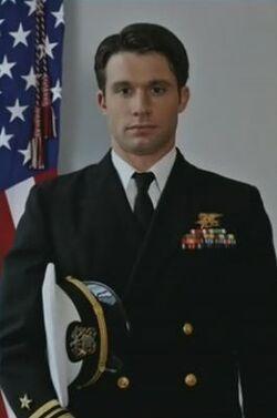 Sean pierce navy