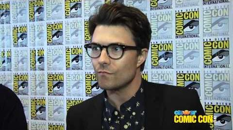 Noah Bean Talks Nikita Season 4!
