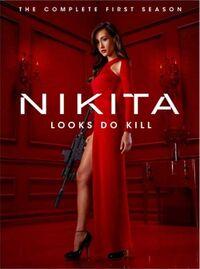 Nikita S1 DVD e