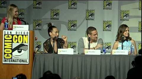 Comic-Con 2013 - Nikita Panel
