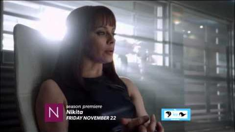 Nikita - Season 4 Promo HQ