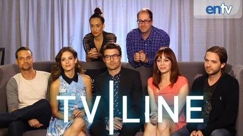"""Nikita"" Cast Interview - Comic-Con 2013 - TVLine"