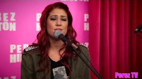 "Nikki Williams - ""Run, Run, Run"" (Acoustic Perez Hilton Performance)"