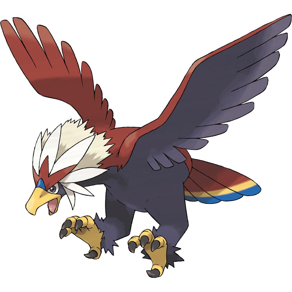pokemon dark rising flying types