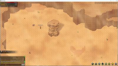 Sand seal 3