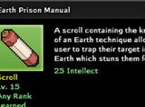 Earth Prison Technique