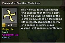 Fuuma shuriken level 1