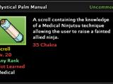 Mystical Palm Technique