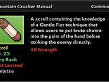 Mountain Crusher Technique