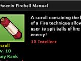 Phoenix Fireball