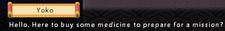 Medicine Seller Yoko
